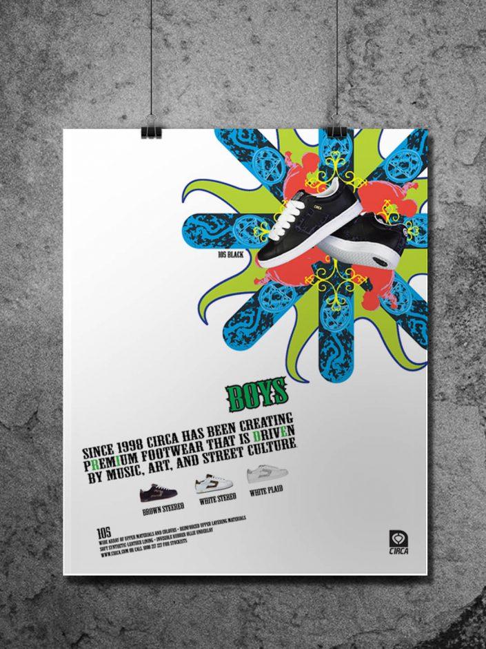 Circa Poster
