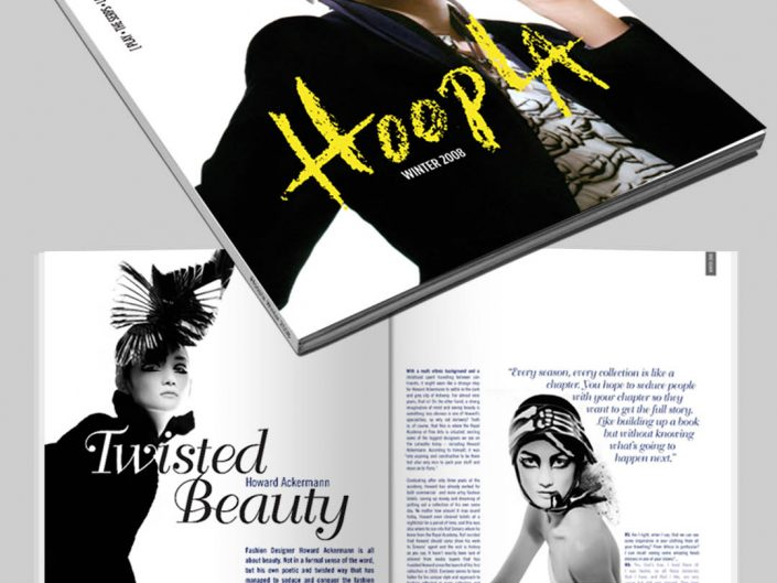 Hoopla Magazine