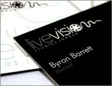 Live Vision Business Card